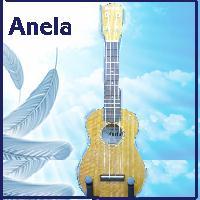 天使のウクレレ Anela/アネラ 白の宝石