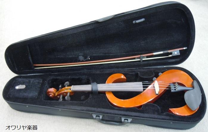 ヴァイオリン約1 10の静かさ 1年保証付 倉 サイレント木製バイオリンセット ケース おしゃれなS字デザイン消音バイオリン 1年保証 弓
