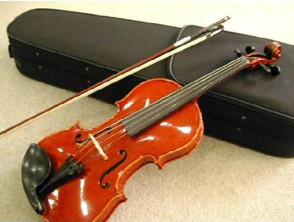 KilHen Nr.1800 大人用4/4サイズ~子供用サイズ バイオリンセット