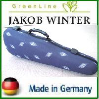 バイオリンケース JAKOB WINTER ドイツ製 Graphic/グラフィック 4/4サイズ用 リュック可