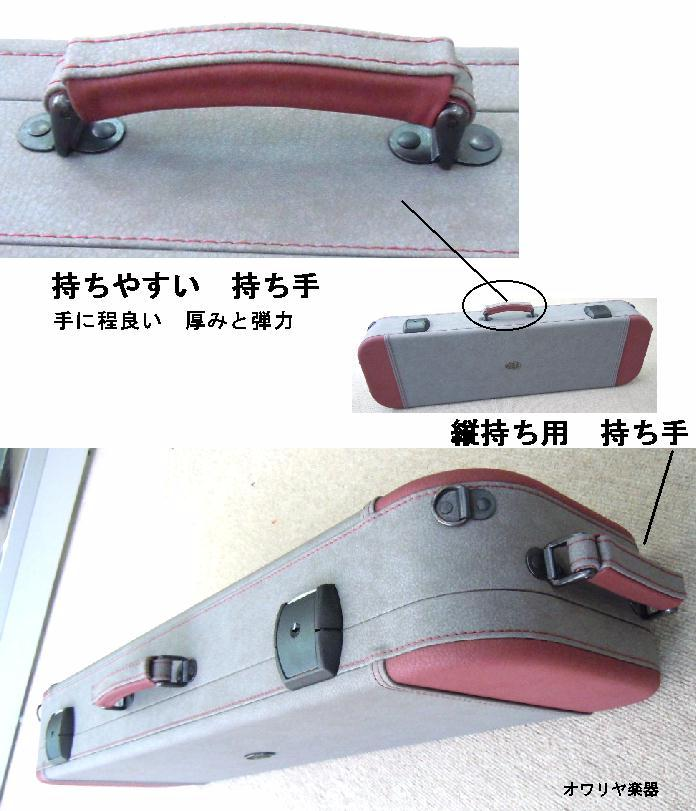 Violin case MARCO MAGI made in Italy