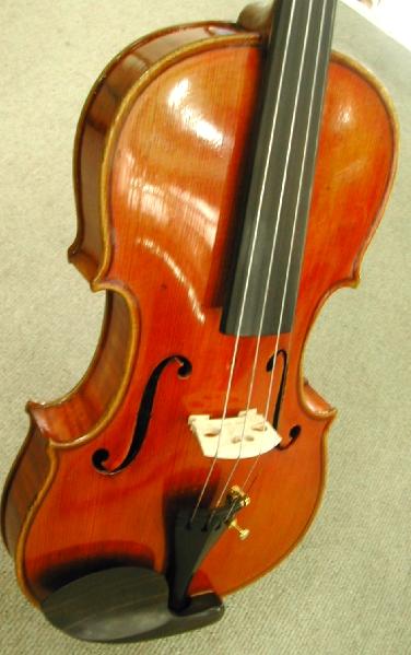 バイオリン ヨーロッパ製オールドバイオリン 完全修復済み【中古】