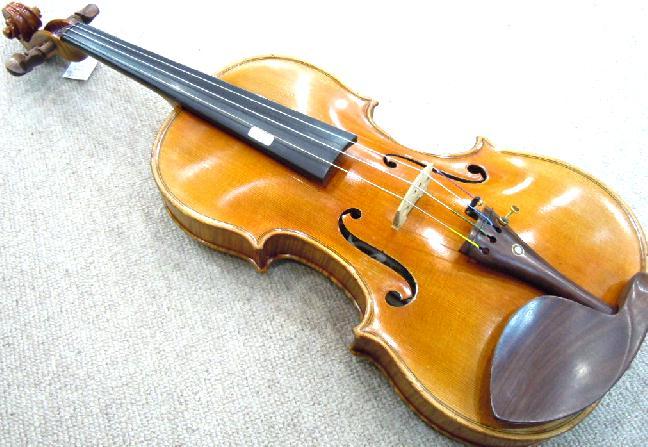 バイオリン Carolus Joseph Dvorak プラハ 1937年製 オールドヴァイオリン【中古】