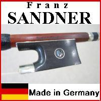 バイオリン弓 ドイツ製フェルナンブコ FRANZ SANDNER