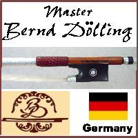 バイオリン弓 Bernd Dolling ドイツ製