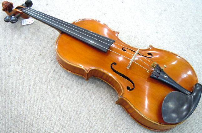 オールドバイオリン イタリアGIUSEPPE LUCCIモデル 【完全調整・リペア】【中古】