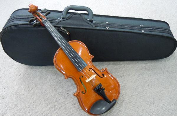 バイオリン Sanremo VL-1a 1/10サイズ 弓・ケース・松脂セット