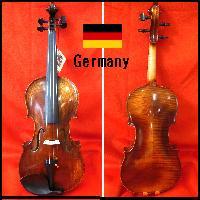 バイオリンBrambach S702Aアンティーク仕上げStradivariusモデル 4/4サイズ ドイツ製