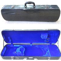 バイオリンケース 防水カーボン製 リュック可4/4サイズ用
