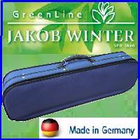 バイオリンケース JAKOB WINTER【日本正規品】 ドイツ直輸入 ブルー 4/4サイズ用