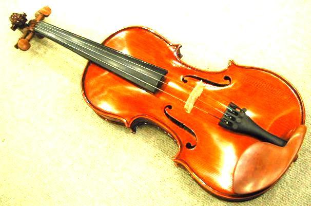 バイオリンSanremo from Italy VL-1b ケース・バイオリン弓・松やにセット