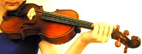 バイオリンSanremo VL-1f 弓・ケース・松脂セット 4/4サイズ