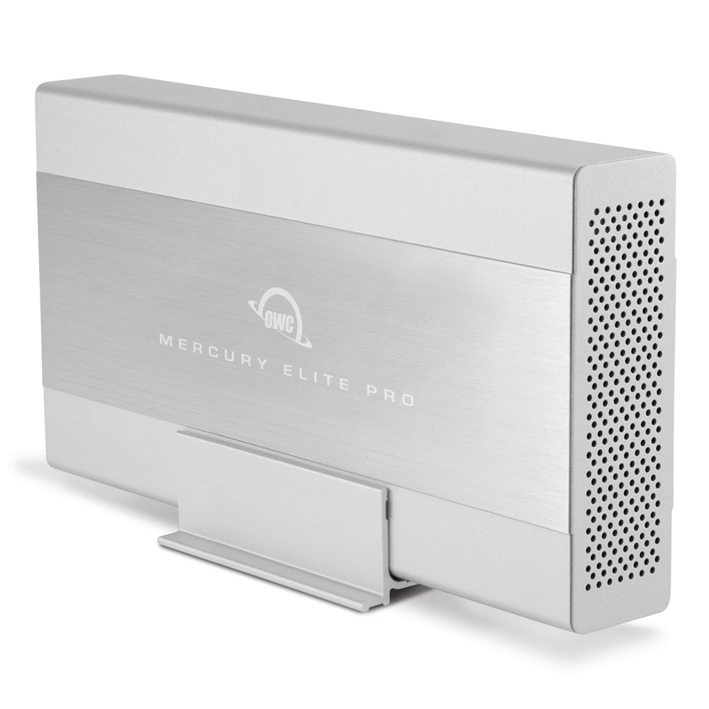 【国内正規品】OWC Mercury Elite Pro (OWC マーキュリー エリート プロ) USB 3.1 Gen 1 / FireWire 800 / eSATA (14.0TB HDD)