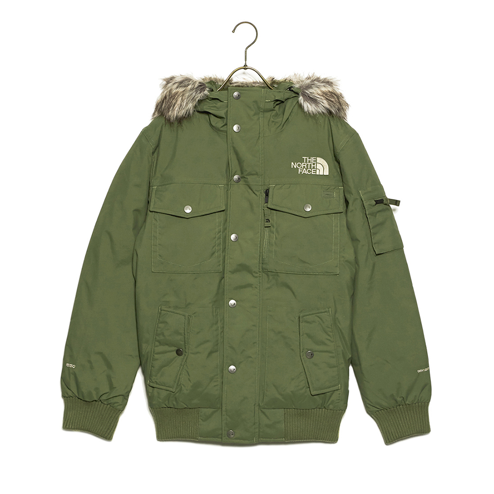 【10%OFFクーポン対象】 ノースフェイス ダウン メンズ ゴッサム ジャケット M GOTHAM JACKET NF00A8Q4 ZCE Four Leaf Clover 2018AW The North Face 【新品・送料無料】