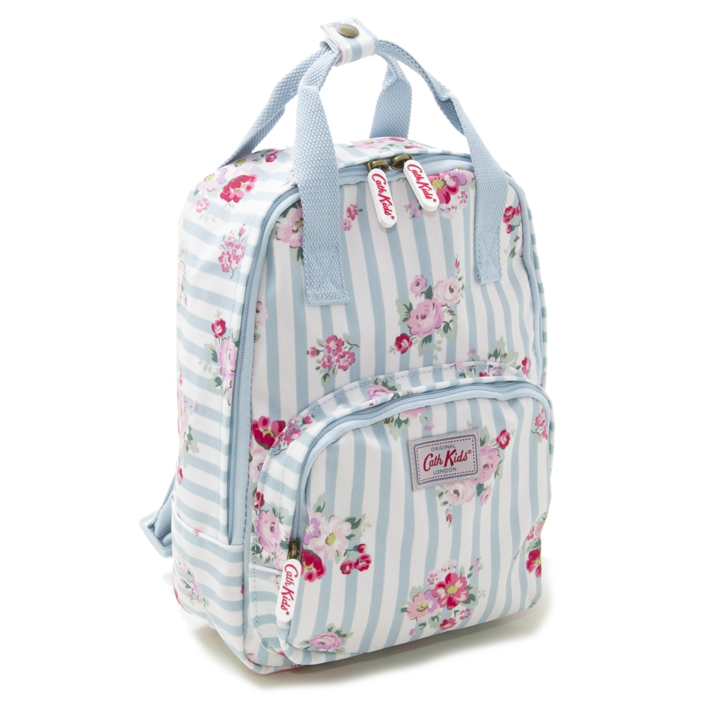 structural disablities top fashion offer Cath Kidston rucksack JUNIOR MEDIUM BACKPACK youth medium backpack 828680  ISLINGTON STRIPE Islington stripe Lady's kids Cath Kidston