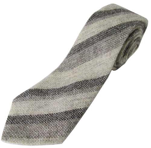 英国羊毛公社公認 希少な最高級羊毛100% Jacob 英国製 最新号掲載アイテム イギリス製 セール スコットランド製 ギフト ジェイコブ ウール JW05 自然な色合い ウールネクタイ