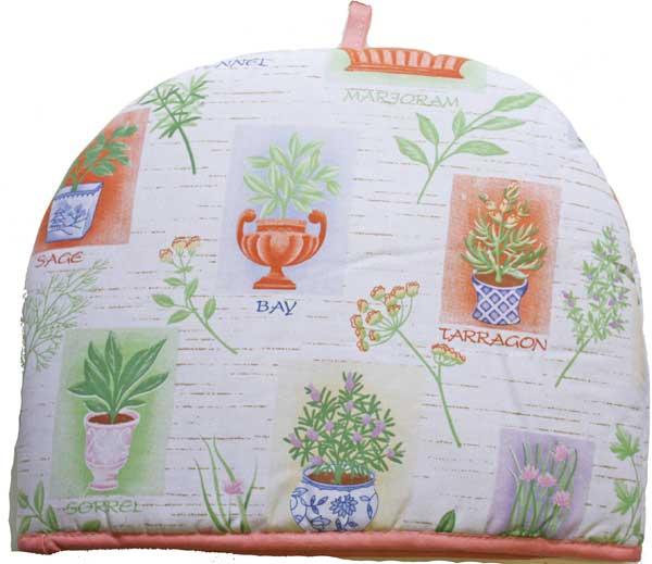 Stow Green Sale イギリス 英国 ティーポット カバー 保温 ティーグッズ 紅茶 お茶 ティー 用品 プレゼント セールSALE%OFF Cosy ティーコジー Tea 贈り物 お祝 Herbs TC4063 直営限定アウトレット ギフト ティーコゼー 母の日 Spices