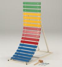 【送料無料】ダンノ(DANNO) カラー逆上がり補助板(屋外用)