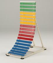 【送料無料】ダンノ(DANNO) カラー逆上がり補助板(屋内用)