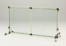 【送料無料】ダンノ(DANNO)キャスター付軽量フェンス(ネット張り上げ品)D-273