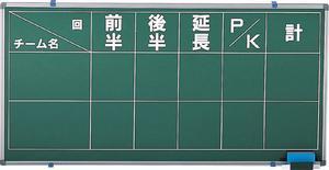 【送料無料】ダンノ (DANNO) 引掛式スコアボード サッカー用 D-5484