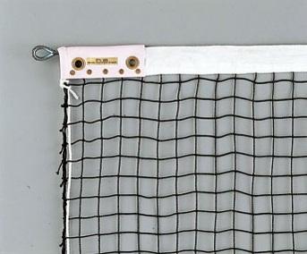 【送料無料】ダンノ (DANNO) ソフトテニスネット (日本ソフトテニス連盟検定合格品) ソフトダイニーマ240 D-6250BK