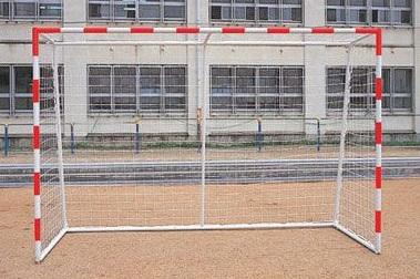 【送料無料】ダンノ (DANNO) ハンドボール用ネット付属品 リバウンド防止カーテン (網目:亀甲型) D-6605