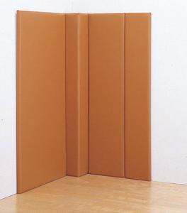 【送料無料】ダンノ (DANNO) 壁面安全パットL型 (14×14×180×5cm) D-443