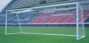 【お届先法人限定】【送料別途】サッカーゴール ダンノ (DANNO) アルミサッカーゴール (ジュニア用) 1対 D-8026
