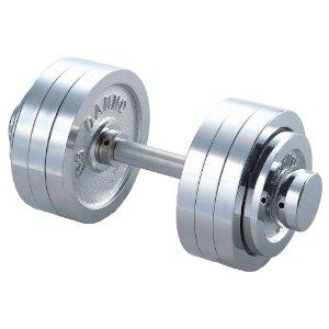 【送料無料】ダンノ (DANNO) 固定式ダンベルセット 10kgセット D-781
