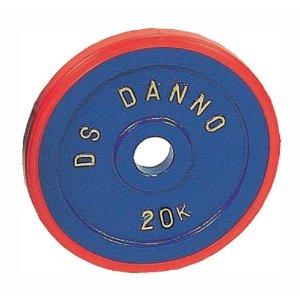 【送料無料】ダンノ (DANNO) A型プレート 20kg D-927