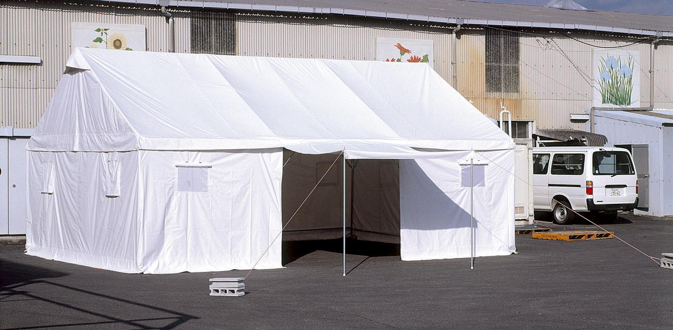 【送料無料】ダンノ (DANNO) 災害避難用テント (530×700) D-4820