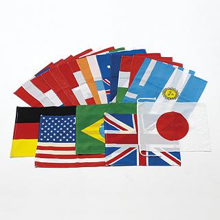 【送料無料】トーエイライト (TOEI LIGHT) アクリル万国旗20 B-6337