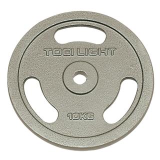 【送料無料】トーエイライト (TOEI LIGHT) バーベルプレートST10 H-7585