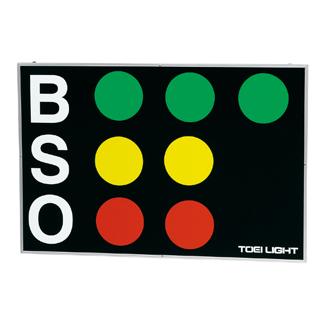 トーエイライト (TOEI LIGHT) ベースボールカウンター B-3660 【送料無料】