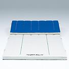 トーエイライト (TOEI LIGHT) 6cmノンスリップミラスポンジマット(9号帆布)120x360 T-1243