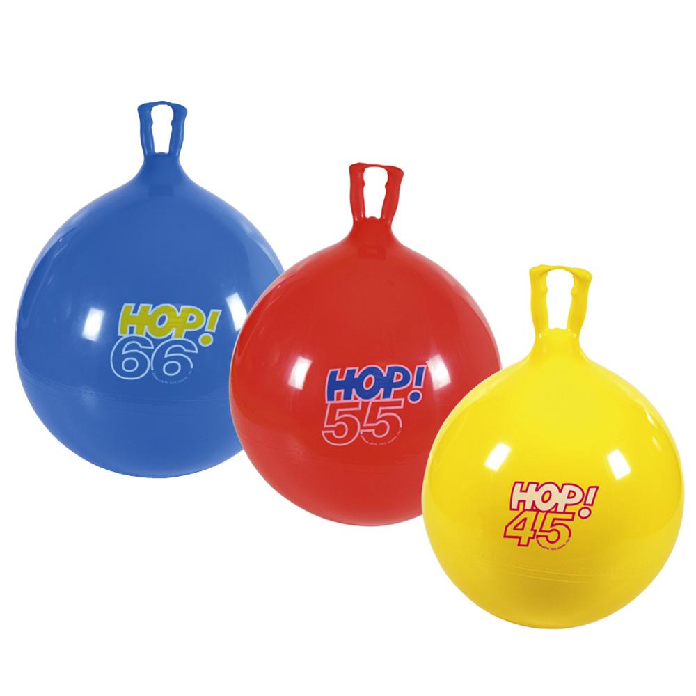 奉呈 Wアクションポンププレゼント ホップ55 国内正規品 赤色 ホップボール レードラプラスチック社製 ジャンピングボール イタリア ギムニク