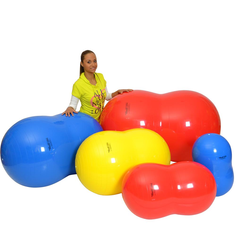 【Wアクションポンププレゼント】フィジオロール70 青色 イタリア レードラプラスチック社製 ギムニク  バランスボール 送料無料