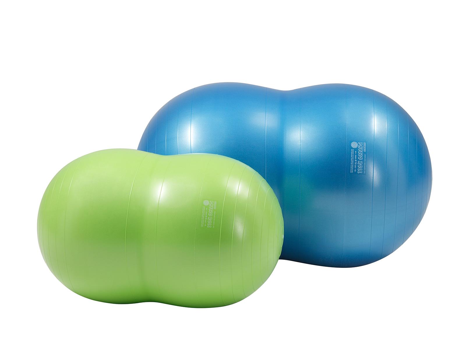 【Wアクションポンププレゼント】フィジオロールPLUS70 青色 イタリア レードラプラスチック社製 ギムニク  バランスボール 送料無料