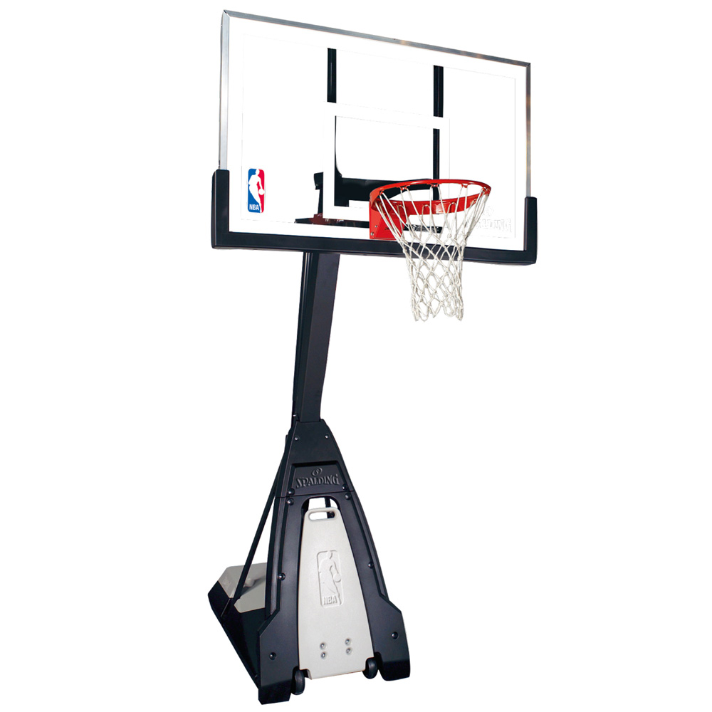 【送料無料】 SPALDING (スポルディング) ザ・ビースト バスケットゴール  家庭用 74560JP