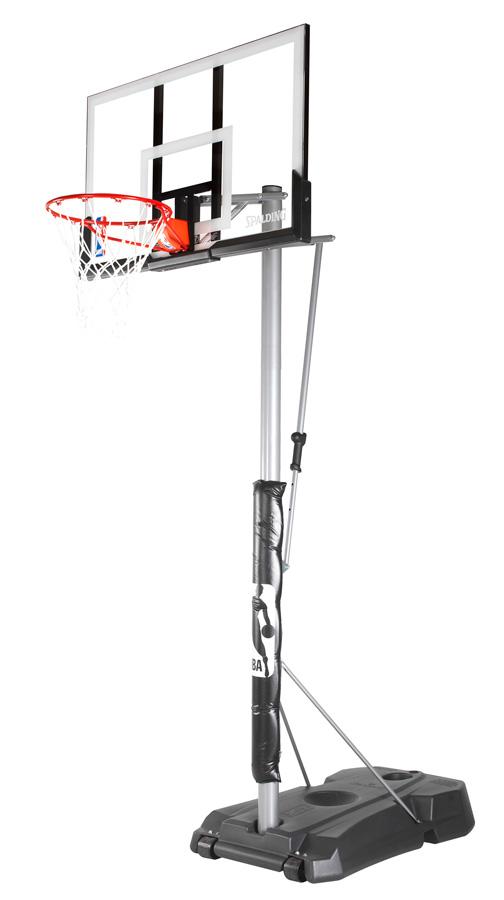 【SPALDING】 スポルディング バスケットゴール ヘラクレスバーティカル (NBA公認) 家庭用ゴール 75761CN