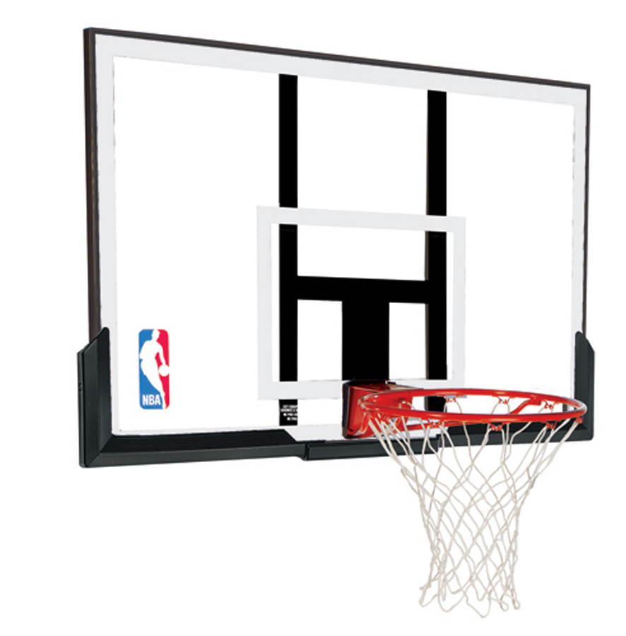 【SPALDING】 スポルディング バスケットゴール NBA アクリルコンボ (NBA公認) 家庭用ゴール 79836CN
