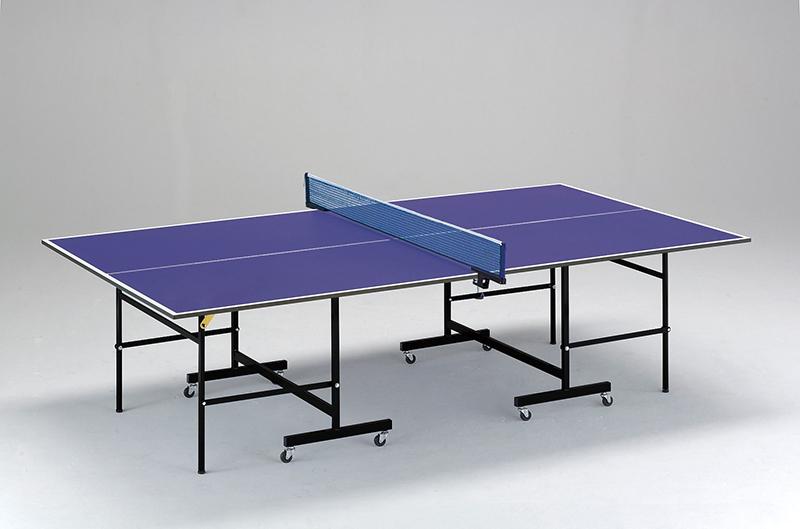 競技用品 半額 卓球用品 エバニュー EVERNEW EKD411 ES-18 卓球台 安全