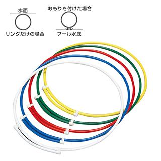 エバニュー(EVERNEW) パーパスリング(5色組) EHA111