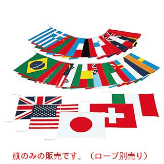 エバニュー(EVERNEW) 万国旗40 EKA382