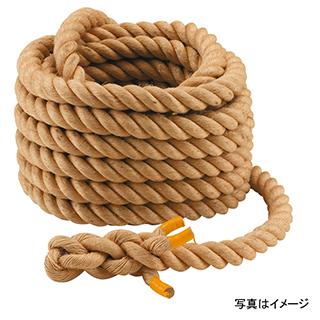 競技用品 運動会・イベント用品 綱引き エバニュー(EVERNEW) 綱引ロープ45mm EKA416 10M以上100Mまで 数量欄にメートル数を入れ発注してください