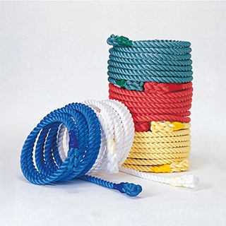 エバニュー(EVERNEW) 5色綱引きロープ EKA426