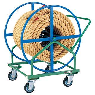 エバニュー(EVERNEW) 綱引きロープ巻取器W EKA440