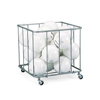 エバニュー(EVERNEW) ボール整理カゴ角-4 EKE235