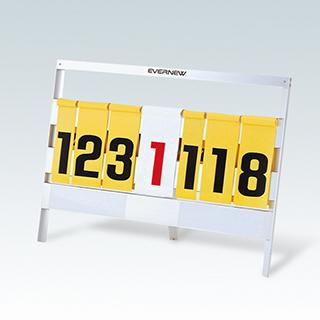 エバニュー(EVERNEW) 携帯用得点板AL EKE526